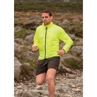 Active Lite куртка унисекс Fluoro Yellow (жёлтый) (XL)
