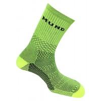 807 Вike Summer носки, 14- желтый (S 31-35)