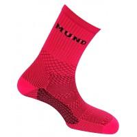 807 Вike Summer носки, 18- розовый (L 41-45)