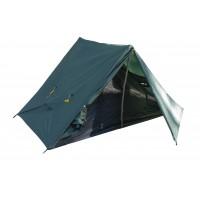 Лёгкая двухслойная бескаркасная палатка FREND LITE 2 палатка TALBERG (зеленый)