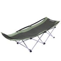 Кровать складная (алюминий) 3857 Aluminium Compact bed (190Х61Х52)