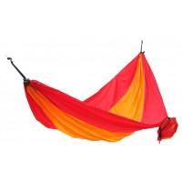Гамак 3753 PARACHUTE HAMMOCK (красно-жёлтый)