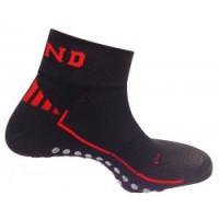 601 Nonslip носки, 12- чёрный (S 34-37)