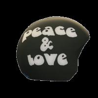 Нашлемник COOLCASC 128 Peace&Love
