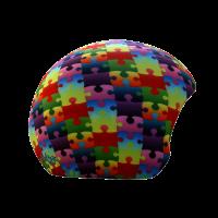 Нашлемник COOLCASC 148 Colour Puzzle