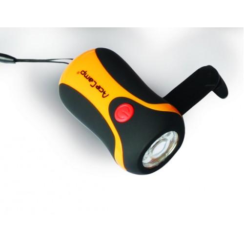 Динамо-фонарь AceCamp 0.5W Superbright LED Flashlight