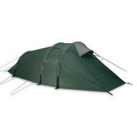Легкая двухместная палатка с большим тамбуром TATONKA Abisko