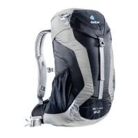 Рюкзак спортивный Deuter 2015 Aircomfort AC Lite AC Lite 22 black-silver