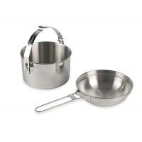 Набор посуды из двух предметов TATONKA Kettle 1,6