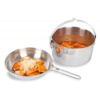 Набор посуды из двух предметов TATONKA Kettle 4,0