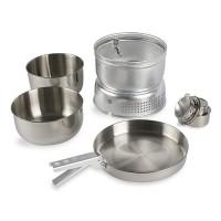 Набор посуды со спиртовой горелкой Multi Set