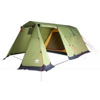 Кемпинговая палатка с двумя входами и большим тамбуром KSL Vega 5