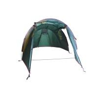 Трехместная туристическая палатка-полубочка с большим тамбуром Tunnel 3