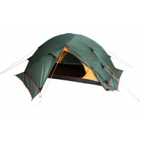 Всесезонная двухместная туристическая палатка с двумя входами и двумя тамбурами Maverick 2 Plus