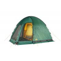 Четырехместная кемпинговая палатка купольного типа с алюминиевыми дугами Minnesota 4 Luxe Alu