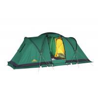 Кемпинговая палатка с двумя спальнями Indiana 4