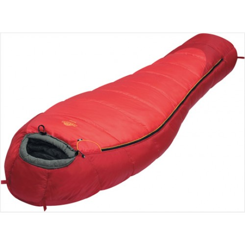 Спальный мешок с капюшоном на средние температуры Nord