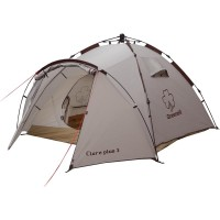 "Палатка с автоматическим каркасом Greenell ""Клер плюс 3"""