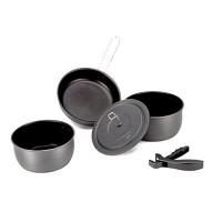 Набор портативной посуды с антипригарным покрытием Fire maple FMC-K3