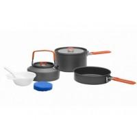 Туристический набор посуды на 2-3 персоны Fire maple Feast 2