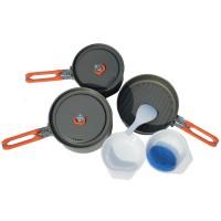 Туристический набор посуды на 2 персоны Fire maple Feast 3