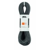 Веревка (бухта 60 м) двойная Paso 7,7 мм черная