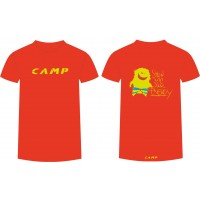 Футболка CAMP MALE ENERGY / LARGE RED