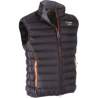 Жилетка VERTICAL VEST Black / Orange L