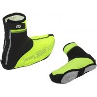Защита обуви WinterProof M р-р 40-42 (5) неоново-желто-черная AUTHOR
