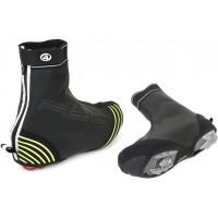 Защита обуви H2O-PROOF M р-р 40-42 (5) черная с неон. светоотраж. вставками AUTHOR
