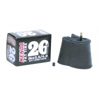 """Камера 26"""" авто 5-514401 д/FAT BIKE 3,50-4,00 (86/98-559) усил. толщ. стенки 1,0мм (20) KENDA"""