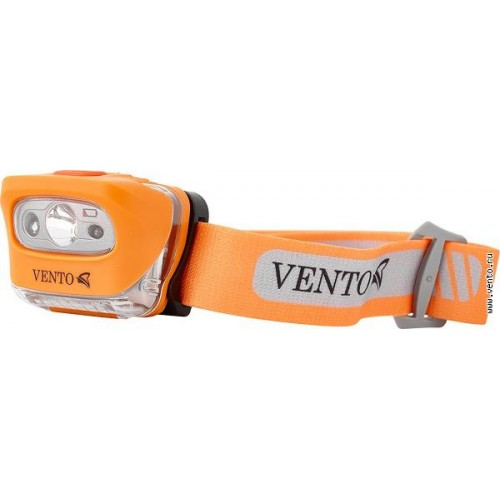 Фонарь налобный светодиодный «Photon» (VENTO) (Жёлтый)