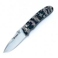 Нож Ganzo G704CA, камуфляж