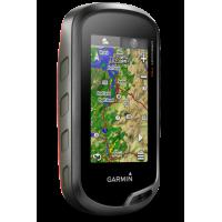 Навигатор Garmin Oregon 750t с картами России ТОПО 6