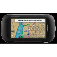 Навигатор Garmin Montana 680t, GPS/ГЛОНАСС topo Russia