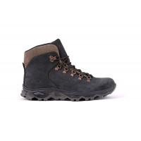 Ботинки TREK Hiking9 серый (капровелюр)