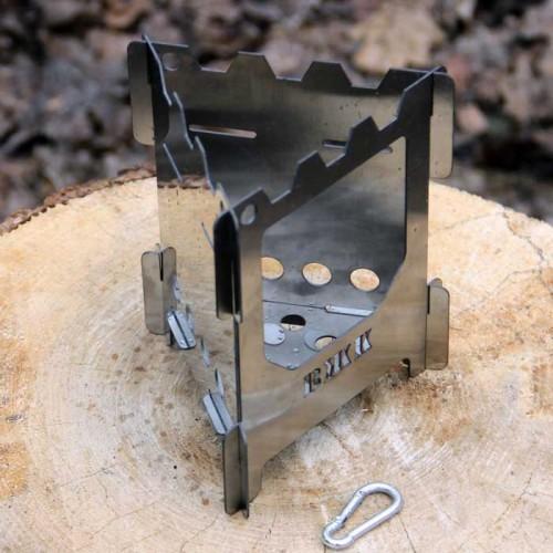 Печь щепочница 3х-стенка ВЖК №4