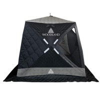Палатка зимняя Woodland ULTRA comfort, 230 X 230 X 205 см.