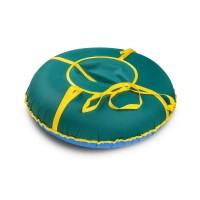Надувная ватрушка«Сноу» Oxford 110 Зеленая