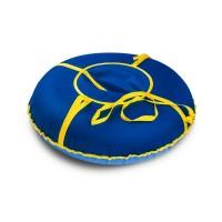 Санки-ватрушка «Сноу» Oxford 80 Синяя