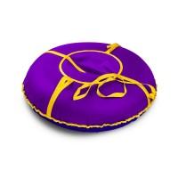 Ватрушка тюбинг«Сноу» Oxford 80 Фиолетовая