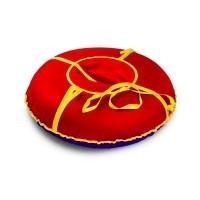 Надувная ватрушка«Сноу» Oxford 140 Красная