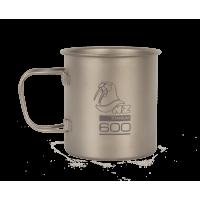Титановая кружка NZ Ti Cup 600 ml
