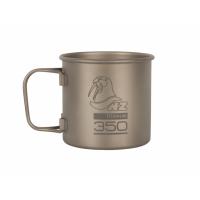 Титановая кружка NZ Ti Cup 350 ml