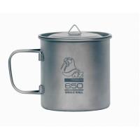 Кастрюля 650 мл с крышкой NZ Ti Cup 650 ml