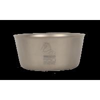 Двустенная пиала NZ Ti Double Wall Bowl 550 ml