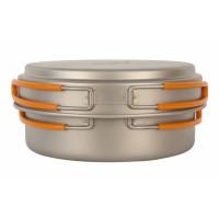 Кастрюля с крышкой 950 мл NZ Ti Cookware 950 ml