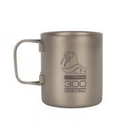Титановая термокружка NZ Ti Double Wall Mug 300 ml