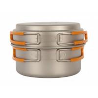 Кастрюля с крышкой 800 мл NZ Ti Cookware 800 ml