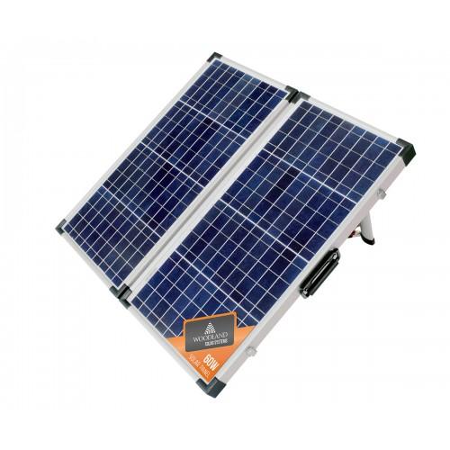 Солнечная панель складная Sun House 60W